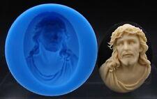 DIY Handmade 3D Jesus Silicone Mold