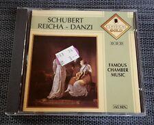 Classical Gold – Famous Chamber Music – Schubert / Reicha / Danzi – Audio CD