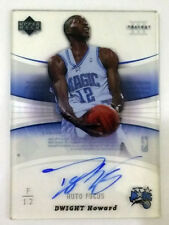 Autographed Orlando Magic Basketball Trading Cards