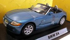 Motormax 1/18 Scale - 73100 BMW Z4 Roadster Light blue