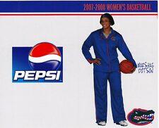 2007-08 UNIVERSITY OF FLORIDA GATORS WOMEN'S BASKETBALL SCHEDULE - UNFOLDED
