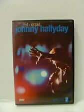 JOHNNY HALLYDAY - best of karaoke - volume 2 - DVD