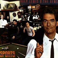 Huey Lewis and the News : Sports CD