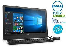 "DELL All in One Computer PC 20"" Windows 10 500GB 4GB WiFi Webcam (FULLY LOADED)"