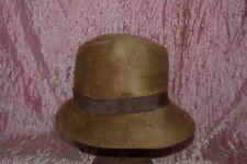 Cappello in panno color cammello (8) V4 vintage Fascinator Chapeau   56b0ecbf6cfc