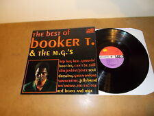 LP VINYL - THE BEST OF BOOKER T. & THE MG'S - ATLANTIC 940014 STEREO FRENCH