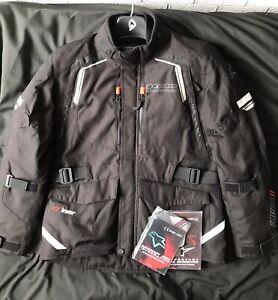 Alpinestars Andes V2 Tech Touring Jacket Size L