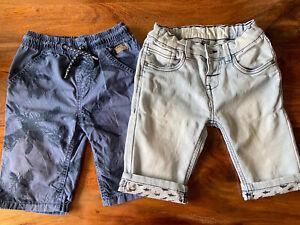 Bekleidungspaket Shorts kurze Hosen Größe 116