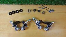 Shimano XTR cantilever brake set, BR-M900, avant et arrière, vintage vélo de montagne