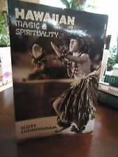 Hawaiian Magic & Spirituality - Cunningham - Hawaii-Menehune-Pele-Kane,Ku,Lono