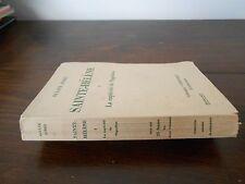 ►SAINTE HELENE - 1 - LA CAPTIVE DE NAPOLEON - OCTAVE AUBRY - FLAMMARION 1935