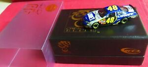 JIMMIE JOHNSON, 1/64 RCCA-ACTION ELITE, 2007 LOWE'S, #48