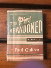 THE ABANDONED, OR THE STORY OF JENNIE,PAUL GALLICO,HC, DJ 8th Printing June 1964