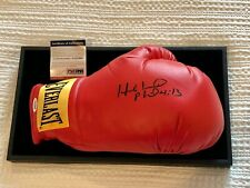 EVANDER HOLYFIELD SIGNED EVERLAST BOXING GLOVE PSA DNA AUTHENTICATED AUTO