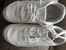 New listing Little Girls Cheerleading Asics Shoes size 13