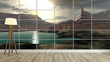 Grand Canyon Paysage Landscape Nature Digital Art Geant Poster  252cmX150 Deco