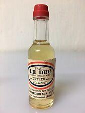 Mignon Miniature Brandy Le Duc Ramazzotti 3cl 40% Vol A.