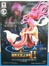 BANPRESTO ONE PIECE Princess SHIRAHOSHI Poseidon FIGURE COLOSSEUM