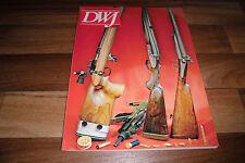 DWJ - Deutsches Waffen-Journal 1/1981 -- Steyr-Armeepistole M 12/P 16 /Chylewski