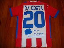Maglia Fc Forward DA COSTA calcio svizzero/swiss football match worn