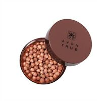 Avon True Colour Glow Bronzing Pearls - Shade WARM GLOW - 22g - New & Boxed