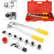 Ct-100 7 Lever Manual Copper Tube Pipe Expander Swaging Hvac Kit Expanding Tools