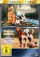 Zurück nach Hause + Ein tierisches Trio (Walt Disney)                | DVD | 020