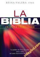 BIBLIA CRONOLOGICA EN ORDEN CRONOLOGICO TAPA DURA REINA VALERA 1960