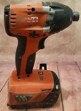 Hilti SID18-A Impact Wrench W/ Battery