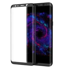 3D Panzerglas Samsung Galaxy S8 PLUS 3D-Touch Panzerfolie Curved FULL COVER PLUS