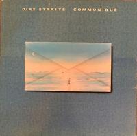 DIRE STRAITS COMMUNIQUE LP WARNER BROS USA 1979 PRESS EX+