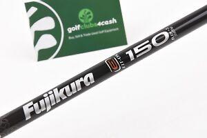 Fujikura E Fit On 150 Driver Shaft Stiff Flex Uncut .350 Tip