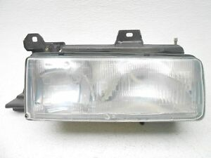 NOS New Pontiac 6000 Left Head Lamp Light 1987-1988