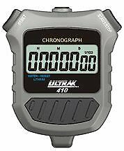 New Ultrak 410 Simple Event Timer Stopwatch With Silent Operation Free Shipping
