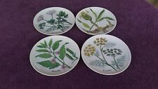 Set of 4 Horchow Collection Coriander Fennel Sesame Seed Ginger Japan