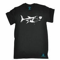 Where Are The Big Fish T-SHIRT tee Scuba diving funny birthday gift present him