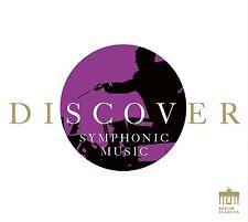 DISCOVER SYMPHONIC MUSIC  CD NEU BEETHOVEN/MAHLER/SMETANA/DVORAK