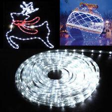 240 LEDs 10M Rope Lichtschlauch Lichterschlauch Schlauch Lichterkette Außen DE