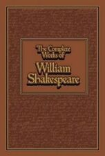 Complete Works of William Shakespeare by William Shakespeare (Leather / fine binding, 2014)
