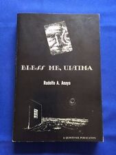 BLESS ME, ULTIMA - FIRST EDITION BY RUDOLFO A. ANAYA