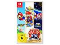 Super Mario 3 D All Stars Nintendo Switch Verschweißt - Mario spiele - NEU