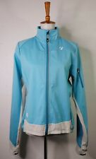 Bontrager Cycling Jacket RXL 180 Size XL Softshell WSD Sky Blue/White #11344
