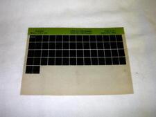 KAWASAKI Z440 Z 440 H1 1982 MOD  H2 1983 MOD   GEN PART CATALOGUE MICROFICHE