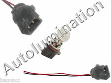 5502 P13W 9009 P13 PSX26W Male Connector Fog Lights Wiring Pigtail Harness