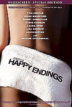 Happy Endings Tom Arnold - Movie DVD