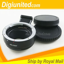 Viltrox Auto Focus AF Adapter for EF EF-S EOS lens to Canon EOS M EF-M
