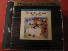 """MFSL-UDCD 519 CAT STEVENS """"TEA FOR THE TILLERMAN"""" (JAPAN/GOLD-CD/FACTORY SEALED)"""