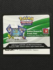 Pokemon Mythical Collection Magearna Box TCGO Online Code
