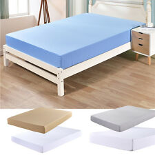 Protector Cover Bed Bedroom Satin Gingham Cotton Bedspread Antiskid Mattress Pad
