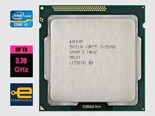 Intel Core i5-2500S 2.70 GHz Quad Core - Sandy Bridge - LGA1155 - 100% Tested